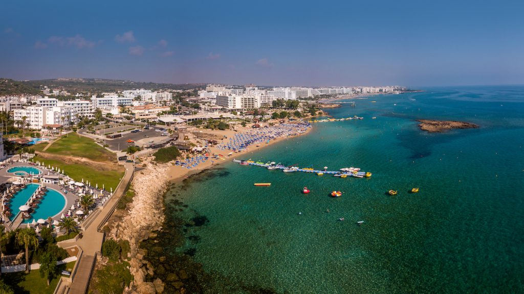 Fig Tree Bay / Sunrise beach Protaras.